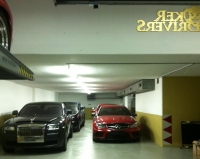 Car Storage Services Geneva