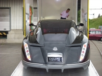 Exotic cars transportation